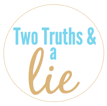 Amazon.com: Two Lies & A Truth: Toys & Games